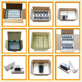 4 tarjeta de programa piloto del eje Tb6560, kits del motor de pasos NEMA23 para la máquina del CNC