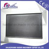 Strati perforati della maglia del nastro metallico per la trasformazione dei prodotti alimentari del forno