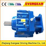 Caja de engranajes de reducción vertical del motor eléctrico de la serie de R