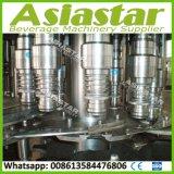 Agua automática modificada para requisitos particulares del coco y máquina de proceso caliente del embotellado del jugo
