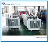 S11 trasformatore a bagno d'olio di distribuzione di energia di 3 fasi