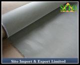 Malla de alambre tejido, Materiales de acero inoxidable
