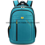 Viagem Empresarial Double Shoulder Laptop Computer Notebook Bag Backpack (CY3582)