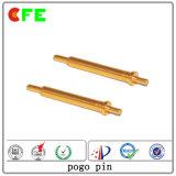 Übertragung federgelagerter Pogo Pin (Vergoldung)