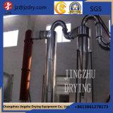 殺虫剤の中間物のための回転式気流乾燥器