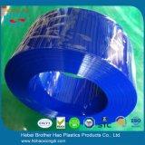 Deur van de Strook van het Gordijn van pvc van de Installatie DIY de Geschikte Blauwe Ondoorzichtige Plastic Vinyl