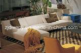 Mobilia europea del sofà del tessuto della mobilia della casa di stile D-79-E (l) +H (r)