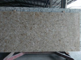 Pierre artificielle matérielle de quartz de partie supérieure du comptoir de cuisine (LSY012)
