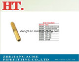 Accessorio per tubi d'ottone del connettore della sbavatura del tubo flessibile (3/4*3/4)