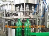 Lavagem Carbonated da bebida, máquina tampando do enchimento