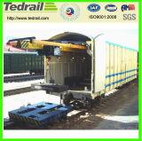 Vagão internacional Railway dos equipamentos de transporte