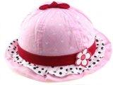 Sombrero encantador del compartimiento del bebé