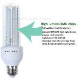 LEDの省エネE27/E14/B22軽い12W球根のホーム屋内トウモロコシの照明