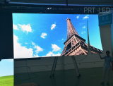 Im Freien P10 flexibler LED videovorhang mit dem hohen Übertragen für das Bekanntmachen/Hintergrund