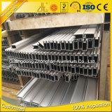 La protuberancia de la ventana de aluminio del surtidor de la fábrica perfila la ventana de desplazamiento de aluminio