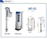 Клапан и клапан заправки пластичного бака туалета штуцеров бака Jnt-02 полный