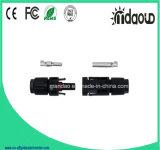 Painel Mc4 solar e de cabo do picovolt conetor com terminal masculino e fêmea