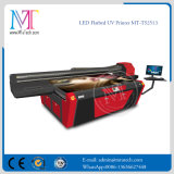 Impressora Flatbed UV da fonte maioria da tinta para o metal de vidro de madeira cerâmico Mt-Ts2513
