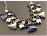 Collana a cristallo del Choker del collare del branello dei monili di modo (NNK01)