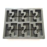 Rebar de Concrete Plastic Vorm van het Blok van Verbindingsstukken (mdf8-YL)