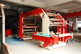 4 machine d'impression graphique de Flexo de quatre couleurs