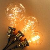 lámpara de filamento de 2W G95 110V 220V G95 E27 LED
