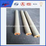 Doppelter Pfeil-Plastiknylonrolle HDPE Rolle mit gutem korrosionsbeständigem
