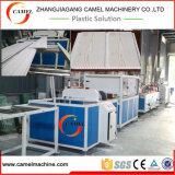 производственная линия панели потолка PVC 300mm с двойным штрангпрессом винта