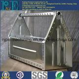 Alloggiamento su ordinazione della saldatura di montaggio della lamiera sottile di alta precisione