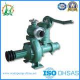 Bomba de agua diesel de la irrigación de la presión de mano CB80-65-135