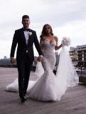Aoliweiya 2017 modische Form-nach Maß Hochzeits-Kleid