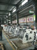 Automatisches Papiertellersegment, das Maschine herstellt