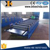 Máquina de formación acanalada para el material para techos