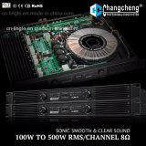 Almシリーズ1uクラスAb 100watt力DJのアンプ
