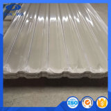 Panneau ondulé de stratifié de fibre de verre