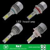 H1 H3 H4 H11 9005 9007 ampoules de phare du véhicule H7 DEL/vente en gros phare d'éclairage LED