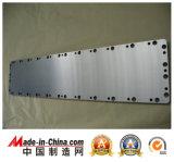 Alvo planar Titanium Sputtering de 2n6 a 4n, 4n5, 5n