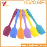 Spatula do silicone dos utensílios da cozinha do produto comestível do FDA para a ferramenta do cozimento