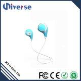 De Bluetooth del en-Oído mini de Xhh801b receptor de cabeza sin hilos estupendo del deporte y micro del auricular