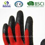 Перчатки латекса, перчатки работы безопасности (SL-R509)