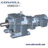 Редуктор скорости шестерни электрического двигателя