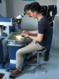 販売の型修理溶接200W型のレーザ溶接機械のためのレーザー型の医者