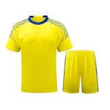 Calcio tailandese Jersey di qualità di prestazione della squadra su ordinazione di marchio