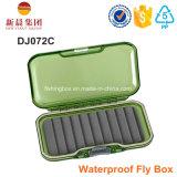 V-Зеленая коробка мухы удя снасти водоустойчивая