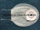 中国の工場供給の閉じる一つおよびOstomy二つの部分から成った袋