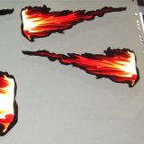 개인화하는 커트 사려깊은 비닐 스티커 사려깊은 모양 스티커를 정지하십시오