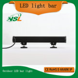 Lumières pilotantes tous terrains de barre de rangée de CREE de barre simple d'éclairage LED