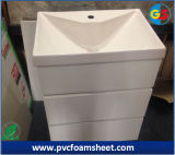 雪白いPVC Celukaボードキャビネットのための1~40mm