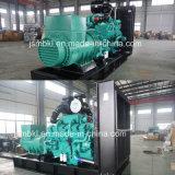 potencia 728kw/910kVA que genera el conjunto con el motor diesel de Cummins