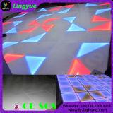 Beleuchtung der DMX Stadium RGB-bewegliche Disco-LED Dance Floor DJ